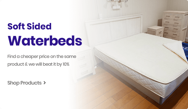 Soft sided Waterbed
